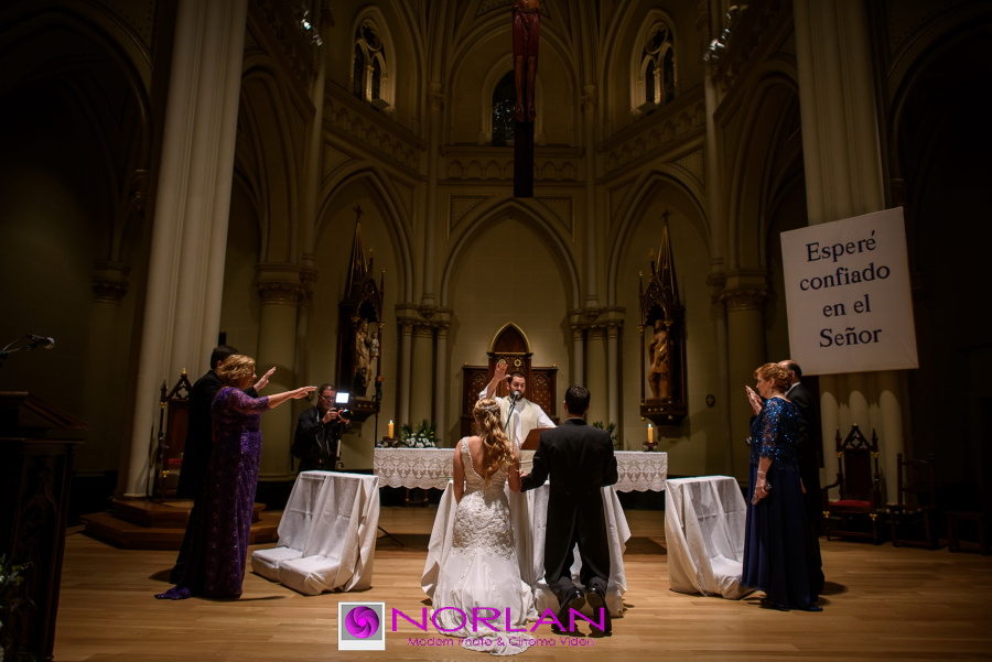 Fotos de casamiento en Catedral San Isidro y Marina del Norte por Norlan Modern Photo y Cinema Video